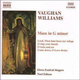 Vaughan Williams: Mass in G minor; Motets