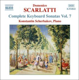Domenico Scarlatti: Complete Keyboard Sonatas, Vol. 7