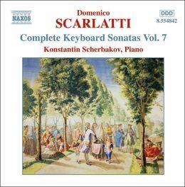 Domenico Scarlatti: Complete Keyboard Sonatas, Vol. 7