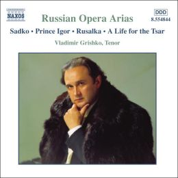 Russian Opera Arias