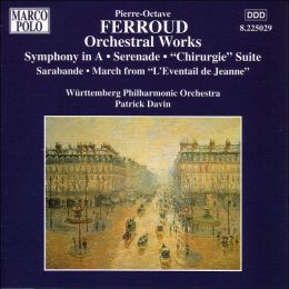 Ferroud: Orchestral Works