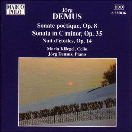 Demus: Works for Cello & Piano