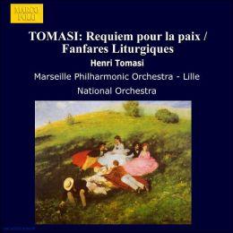 Requiem Pour La Paix (Tomasi)