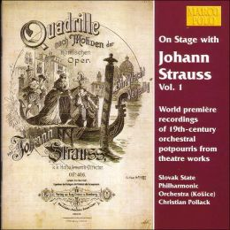 Strauss 2:Potpourris,  Vol.1