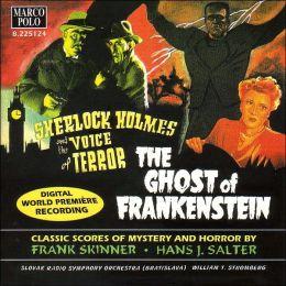 Hans Salter & Frank Skinner: Classic Scores of Mystery and Horror