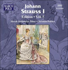 Johann Strauss I Edition, Vol. 5