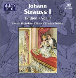 Johann Strauss I Edition, Vol. 9