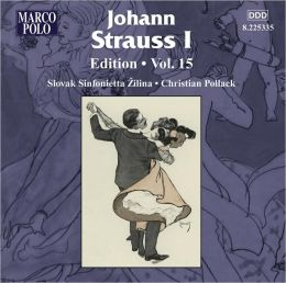 Johann Strauss I Edition, Vol. 15