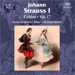 Johann Strauss Edition, Vol. 17