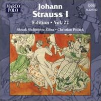 Johann Strauss I Edition, Vol. 22