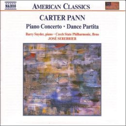 Pann: Piano Concerto, Dance Partita