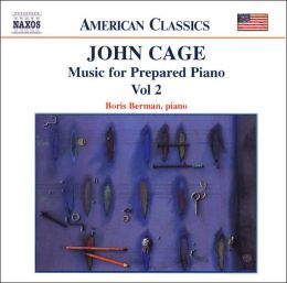 Cage: Music for Prepared Piano, Vol. 2