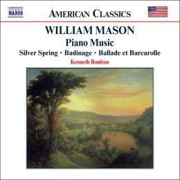 Mason: Piano Music