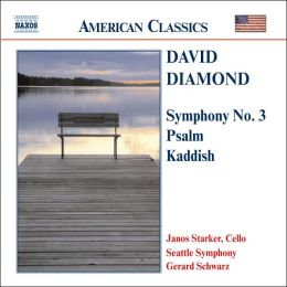Diamond: Symphony No. 3, Psalm, Kaddish