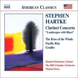 Hartke: Clarinet Concerto