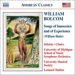 Bolcom: Songs of Innocence and Experience