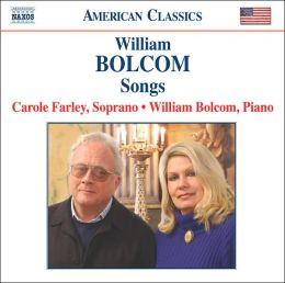 Bolcom: Songs