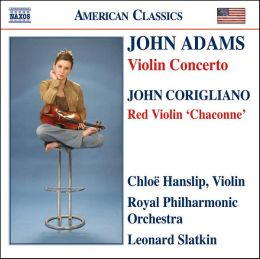 Adams: Violin Concerto / Corigliano: Red Violin