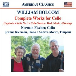 William Bolcom: Complete Works for Cello