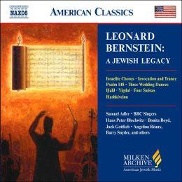 Milken Archive: Leonard Bernstein: A Jewish Legacy