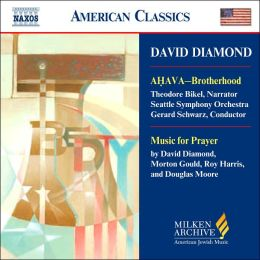 David Diamond: AHAVA - Brotherhood