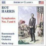 Roy Harris: Symphonies Nos. 5 and 6