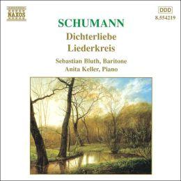 Schumann: Dichterliebe, Liederkreis