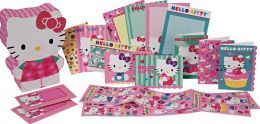 Hello Kitty Stationery Set in Die-Cut Box