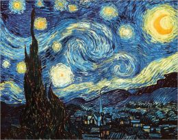 Van Gogh's Starry Night - Poster