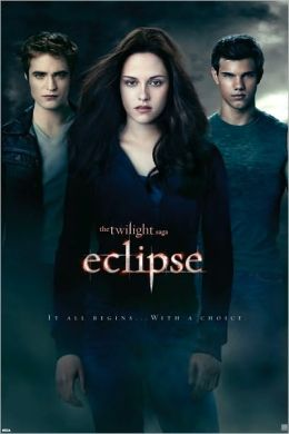 Twilight Saga - Eclipse - Movie Poster