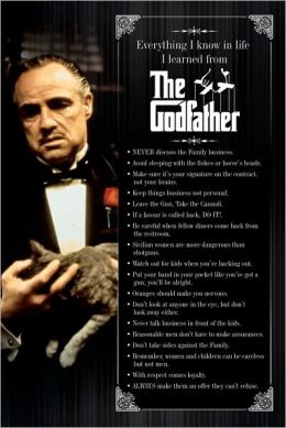 The Godfather - Everything I Know - Poster
