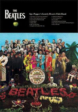 Pyramid America PPLA70064F Beatles - Sgt Peppers Poster