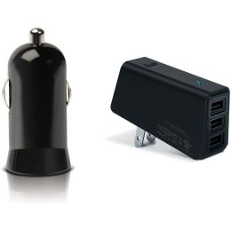 COMPACT USB POWER CHARGER DUO