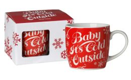 Mug in a Box Baby It's Cold Outside