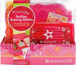 American Girl EC09 Desktop Drawing Station