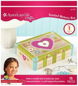AG JOSEFINA MEMORY BOX KIT