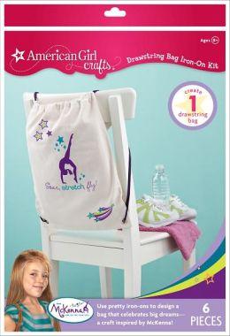 American Girl McKenna Drawstring Bag Kit