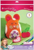 Product Image. Title: American Girl McKenna Sew and Stuff Kit, Hamster