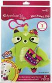 Product Image. Title: American Girl Crafts Mini Animal Clip: Raccoon
