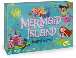 Mermaid Island Cooperative Board Games
