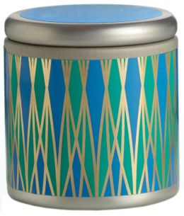 Blue Coral Essential Candle Travel Tin