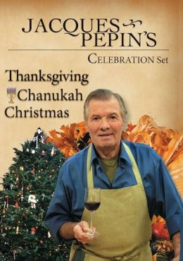 Jacques Pepin's Fall and Winter Celebrations Set