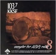 KKSF 103.7 FM Sampler for AIDS Relief, Vol. 8
