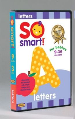 So Smart 4493 Letters DVD by So Smart | Barnes & Noble