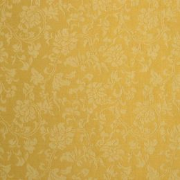 Asian Satin Brocade Decorative Paper - Sun Yellow (set of 3)