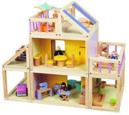 Designed BY You Dollhouse, with Furniture
