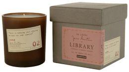 Jane Austen 9 oz glass Candle
