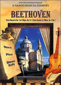A Naxos Musical Journey: Beethoven - Piano Concerto in C Major/Piano Sonata in F Minor