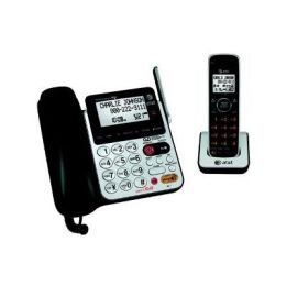 At&T Dect 6.0 Cordless Phone With Caller Id And Digital Answering System - 1 Phone Line