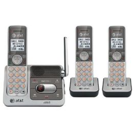 At&T Dect 6.0 Digital 3 Handset Answering System